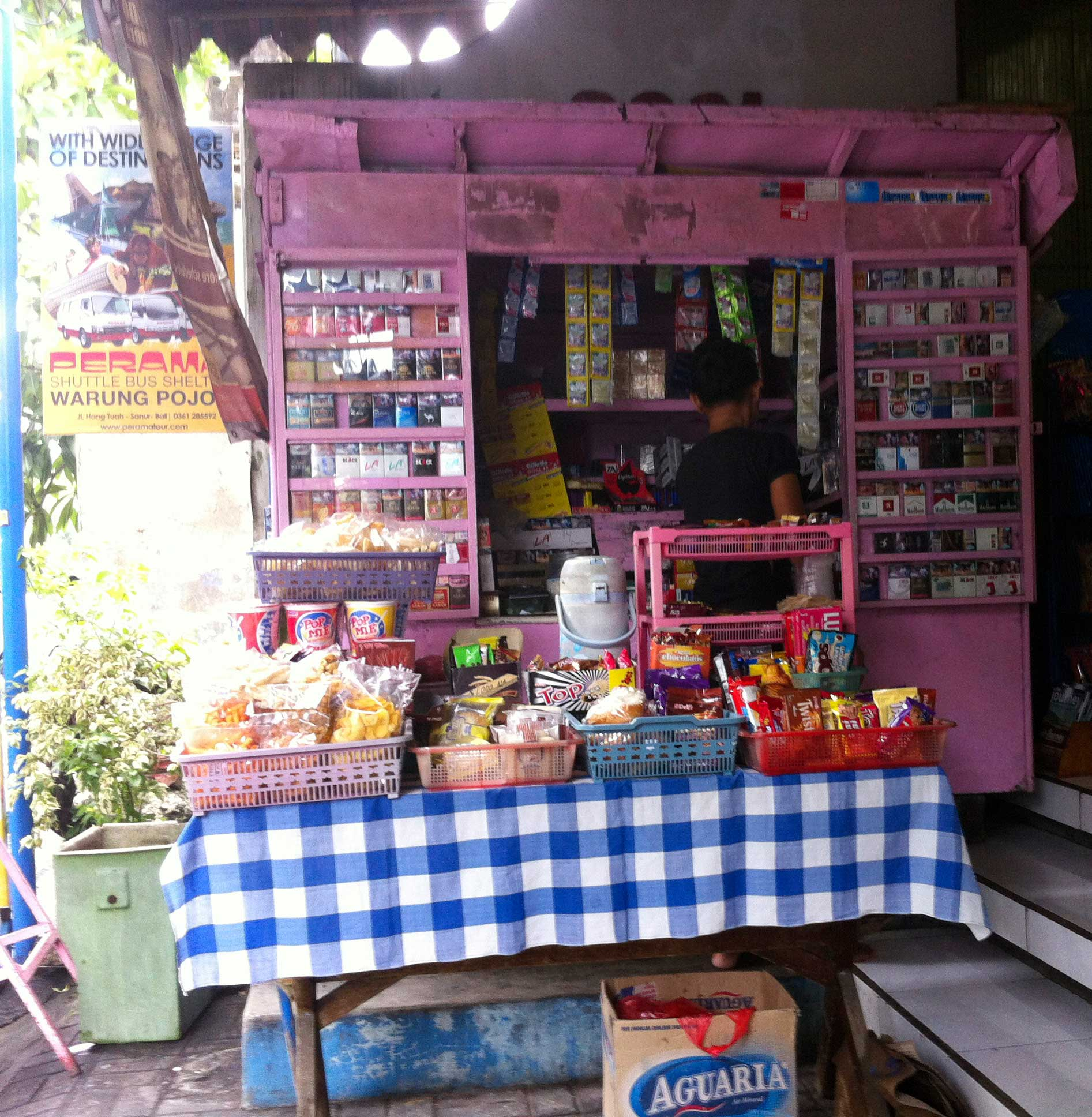marianne venderbosch Sanur shop