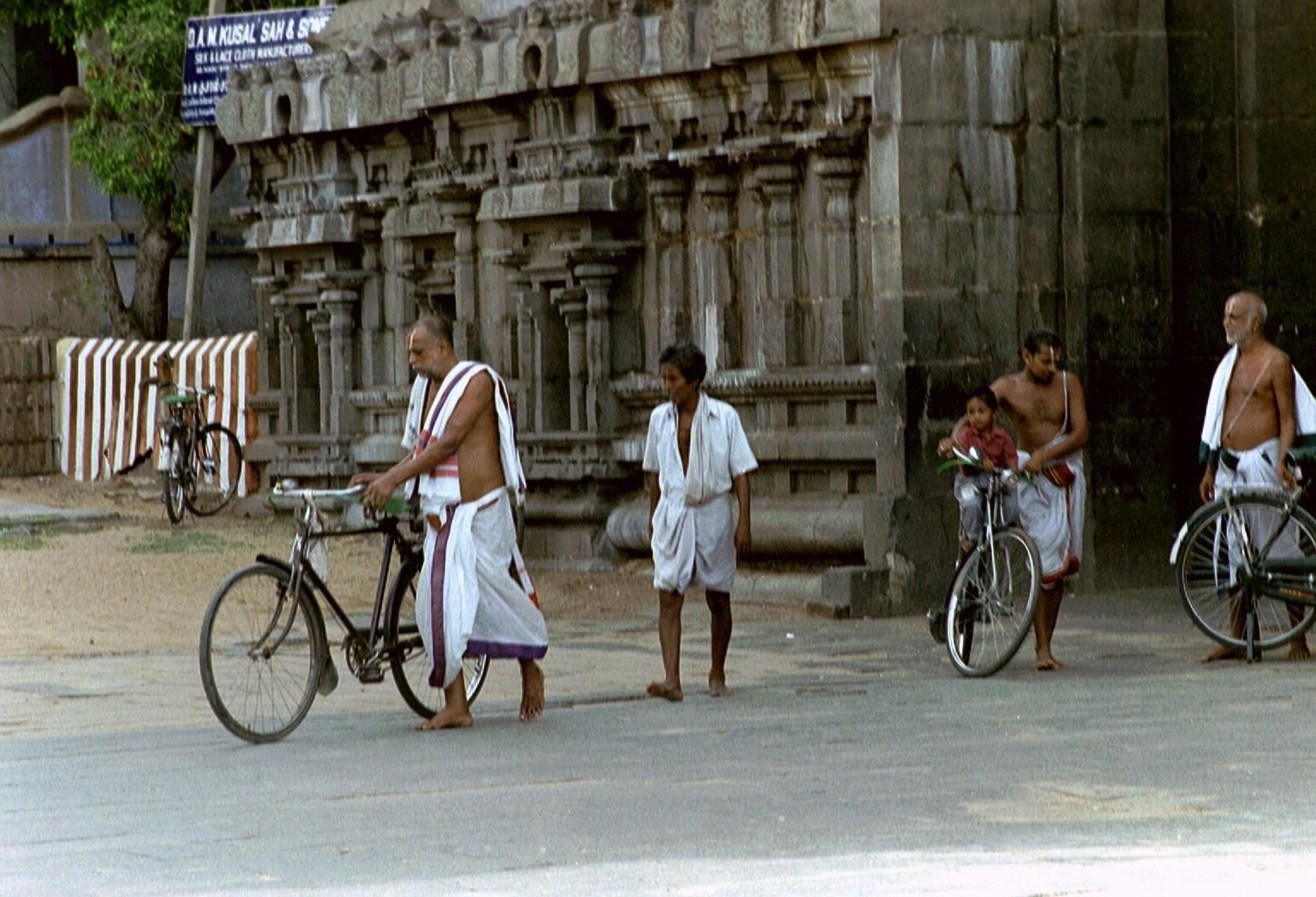 India, Kanchipuram