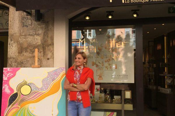 Marianne Venderbosch Art & Fashion Design Perfume Marianne Venderbosch & M.Micallef