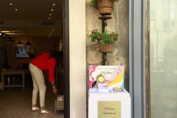 marianne venderbosch & m.micallef  Exporose Grasse