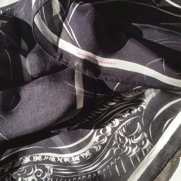 Scarves Silk Chiffon