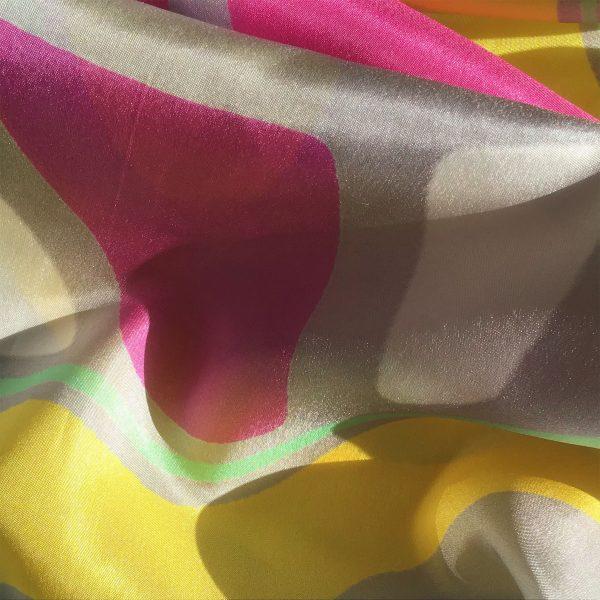 Scarves Habotai Silk